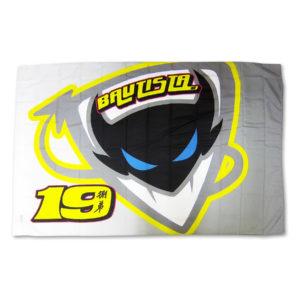 Bandera Alvaro Bautista 2016 - ABUFG71003