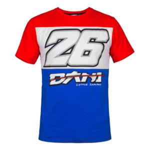 Camiseta Dani Pedrosa 2016 - DPMTS230503-1