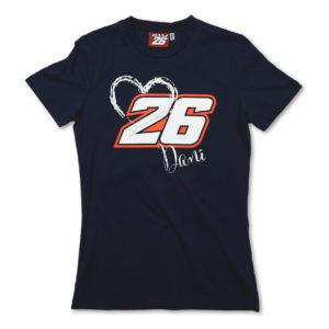 Camiseta Dani Pedrosa 2016 - DPWTS118302-2