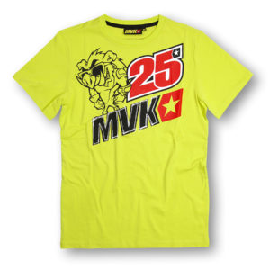Camiseta Maverick Vinales 2016 - VIMTS178821-1