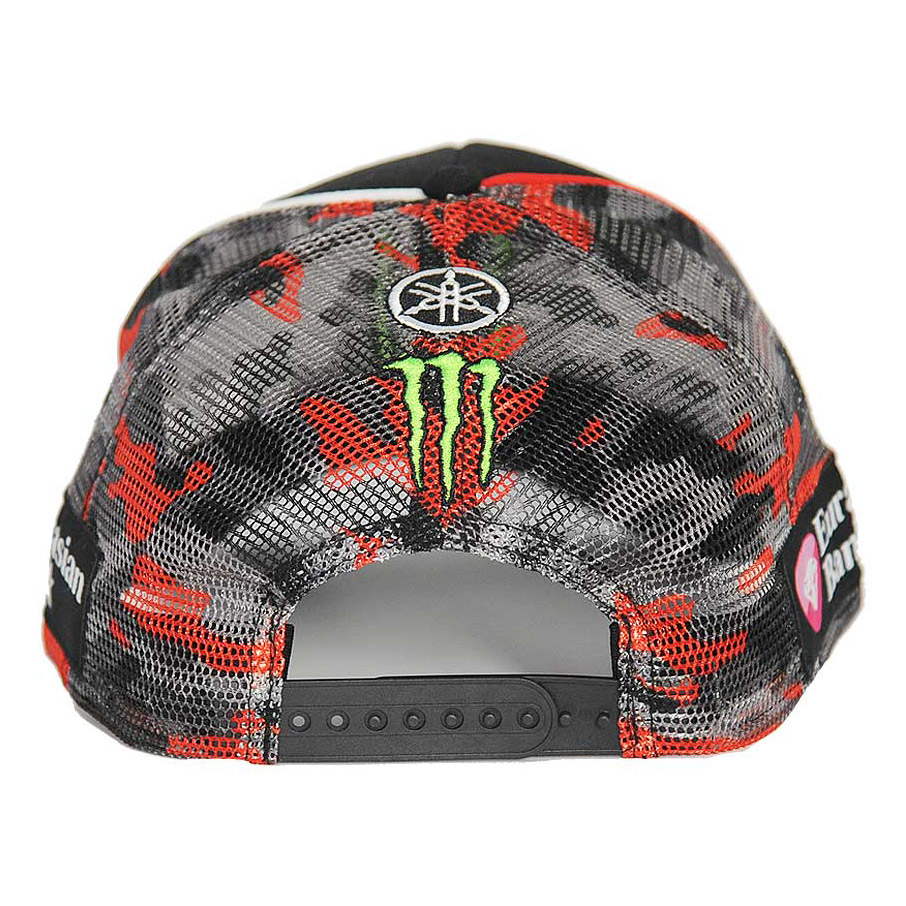 Gorra JORGE LORENZO 2016 - Monster negra oficial en Motorbike Store 890deb08b70