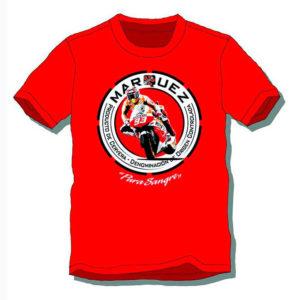 Camiseta MARC MARQUEZ Purasangre - mmmts101007