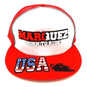 Gorra MARC MARQUEZ USA - mmmca103507