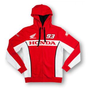 Sudadera MARC MARQUEZ Honda roja - homfl149007