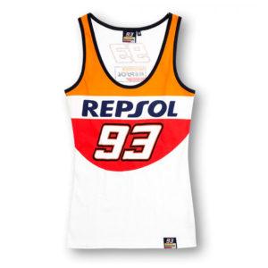 Camiseta MARC MARQUEZ REPSOL Tank Top mujer - rewtt148603
