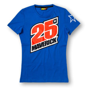 Camiseta MAVERICK VINALES 25 mujer - VIWTS179116-31