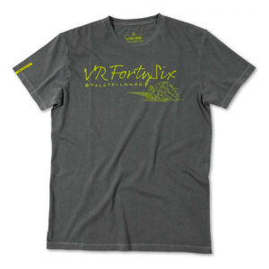 Camiseta VALENTINO ROSSI gris - vrmts138811nf