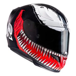 Casco HJC RPHA 11 Venom - HJC Marvel - 32