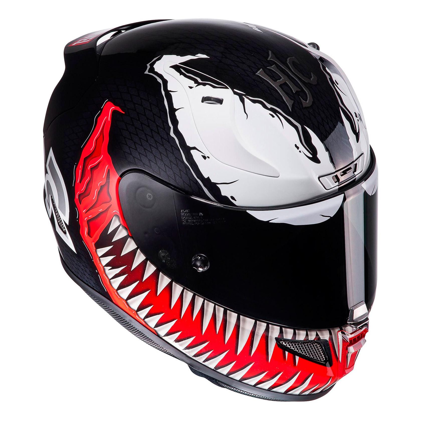 Casco Hjc Rpha 11 Venom Quot Marvel Quot En Motorbike Store