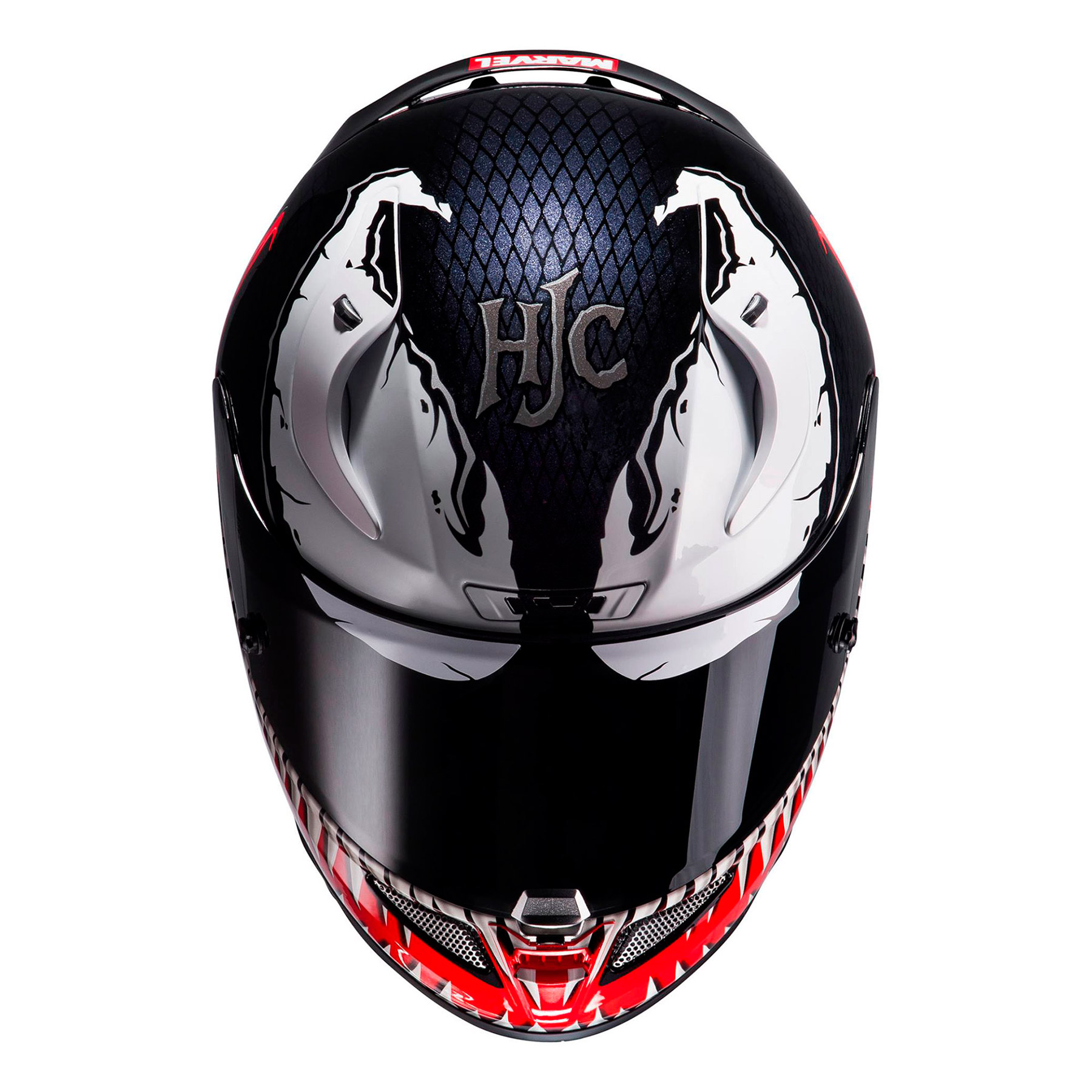 casco hjc rpha 11 venom marvel en motorbike store. Black Bedroom Furniture Sets. Home Design Ideas