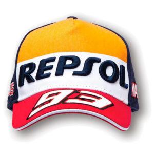Gorra MARC MARQUEZ REPSOL - remca146103