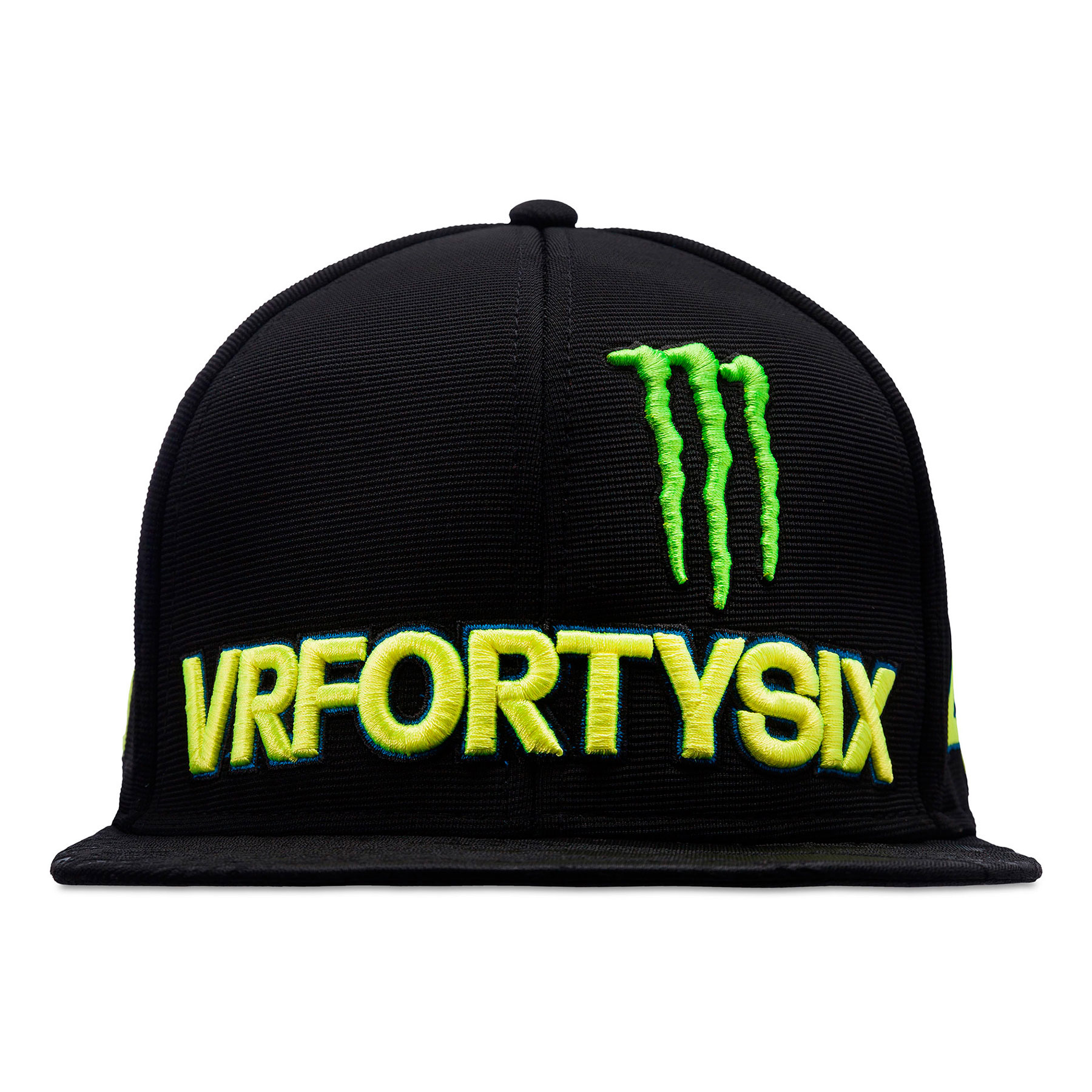 Gorra Valentino Rossi Monster VR46 Negra 2017 en Motorbike Store 85538d49ea5