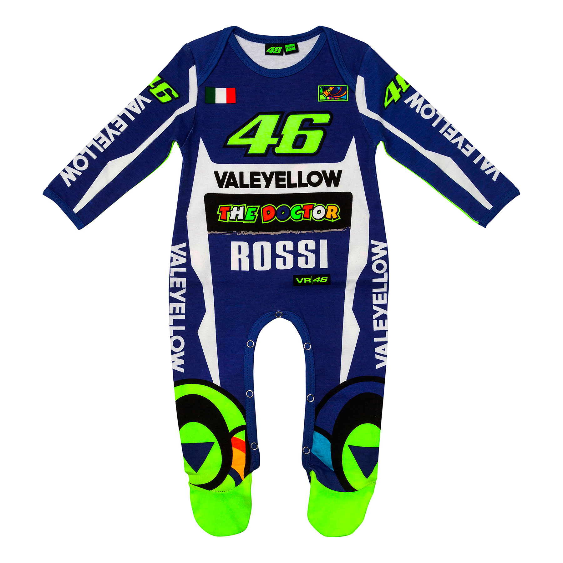 body valentino rossi beb mono r plica 2017 en motorbike store. Black Bedroom Furniture Sets. Home Design Ideas