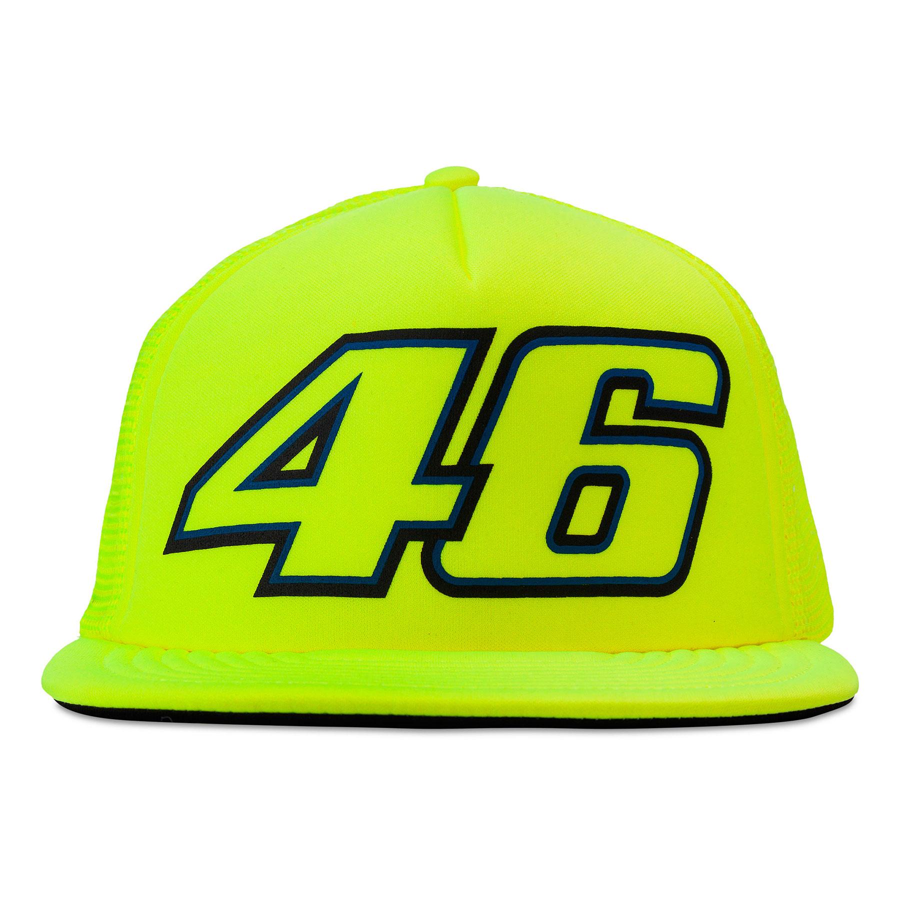 dac8168abe919 Gorra Valentino Rossi 46 Amarilla 2017 en Motorbike Store