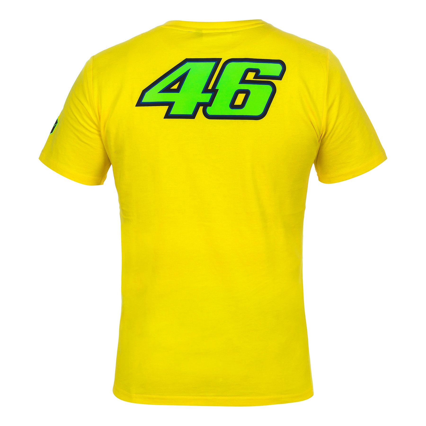 7a06e84c3d Camiseta Valentino Rossi The Doctor Amarilla 2017 en Motorbike Store