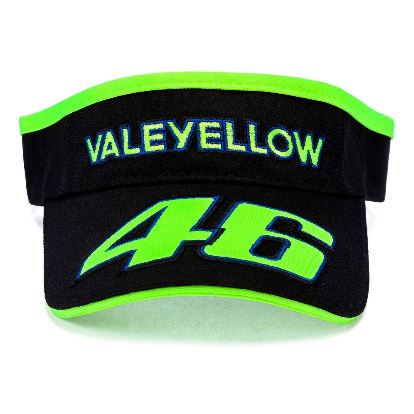 1f0b894642eba Gorra Valentino Rossi Valeyellow 46 Negra 2017 en Motorbike Store