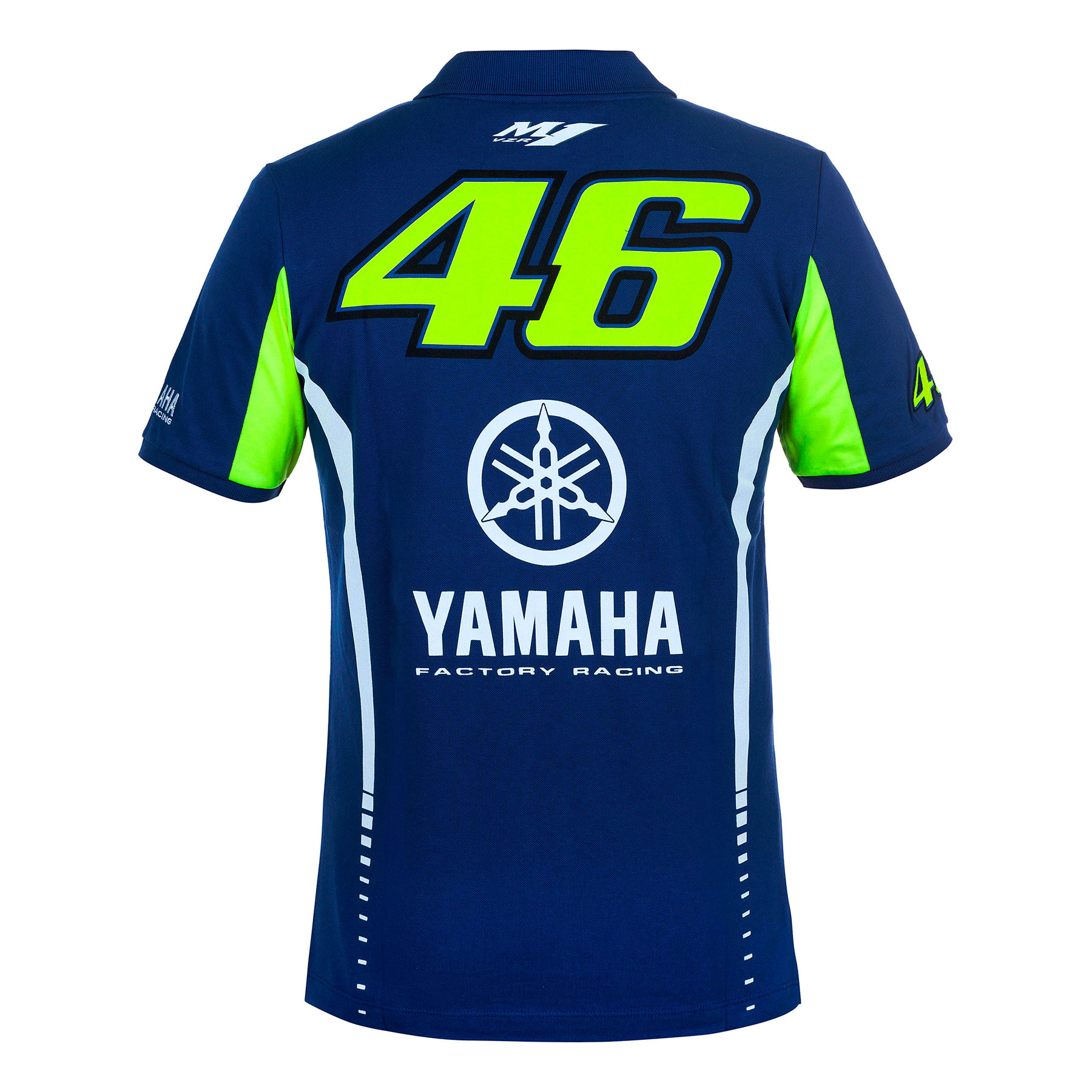 polo valentino rossi yamaha vr46 oficial 2017 en motorbike store. Black Bedroom Furniture Sets. Home Design Ideas