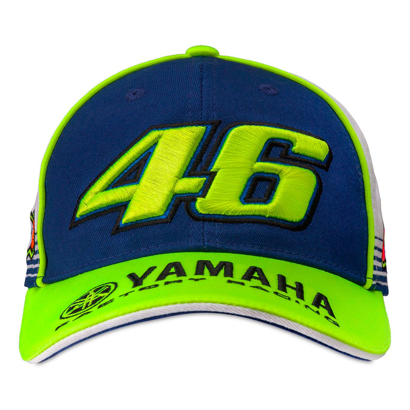 Gorra Valentino Rossi Yamaha VR46 Niño Oficial 2017 en Motorbike Store 6a71ce2d498