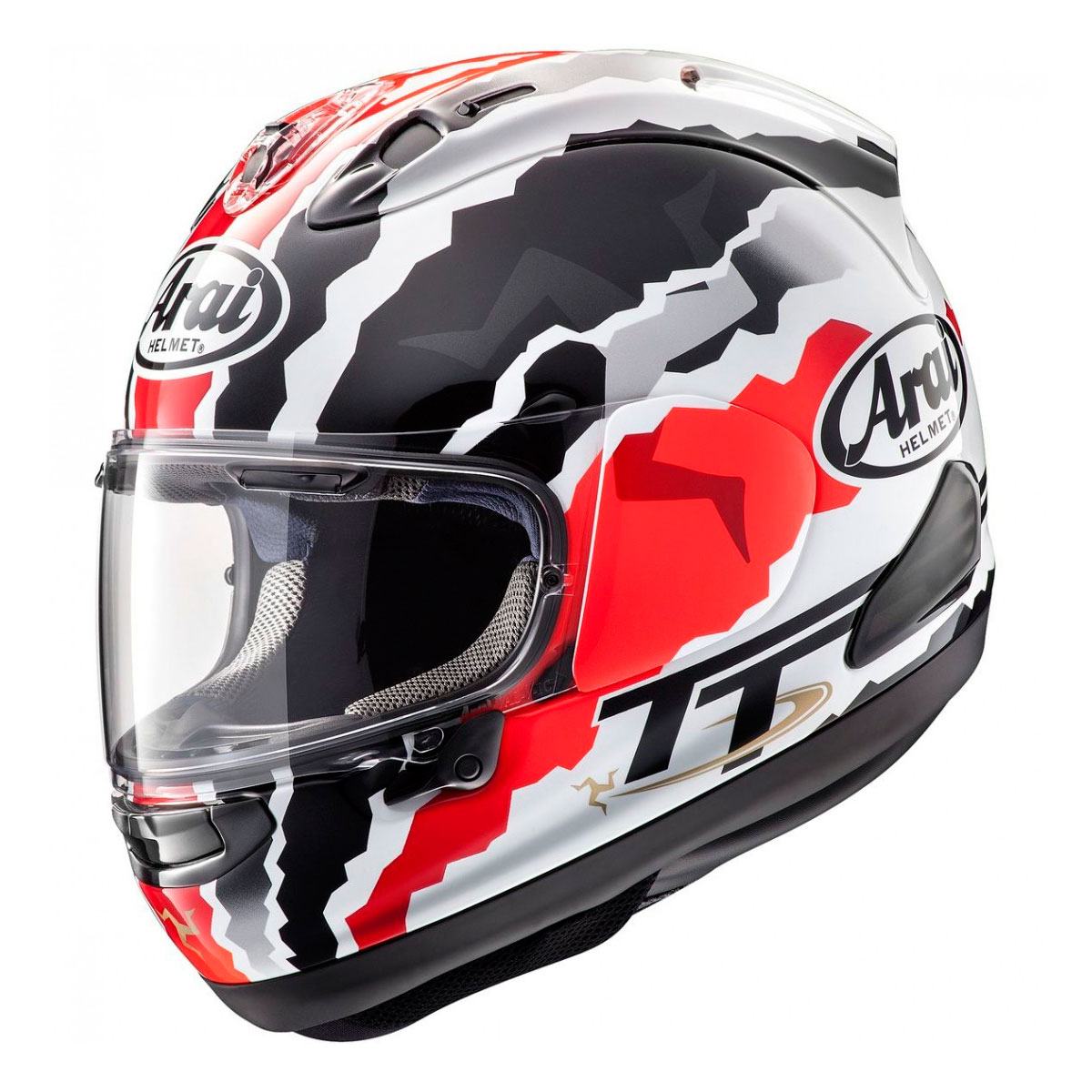 casco arai rx 7v doohan tt en motorbike store. Black Bedroom Furniture Sets. Home Design Ideas
