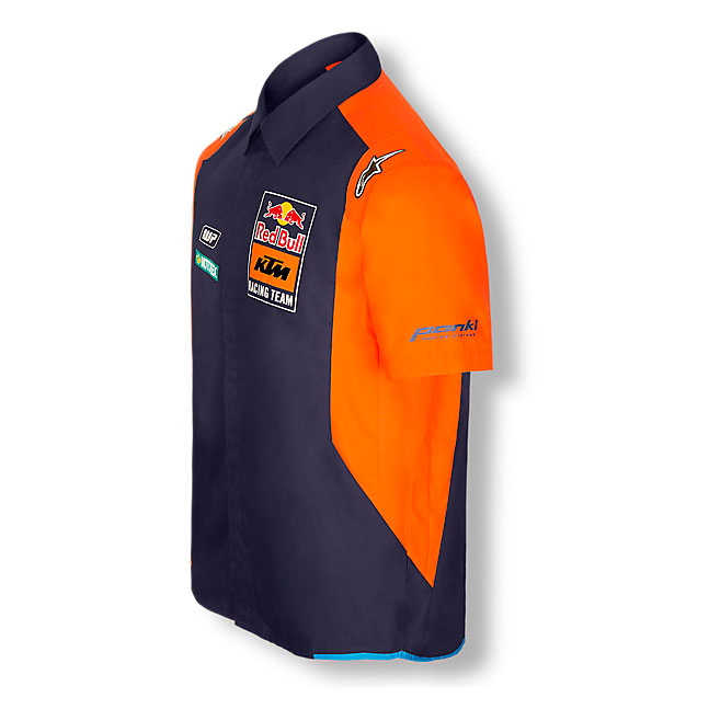 Camisa Red Bull KTM Oficial 2018 - Motorbike Store 98aa4bcd606