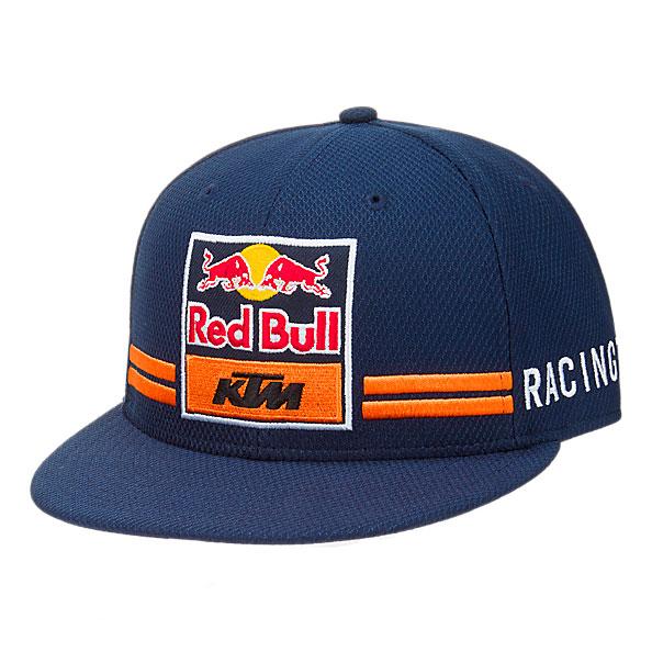 Gorra Red Bull KTM Oficial 9Fifty 2018 - Motorbike Store f3927d0b001