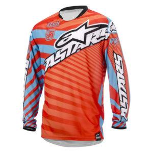 Camiseta Alpinestars Racer Braap - 1