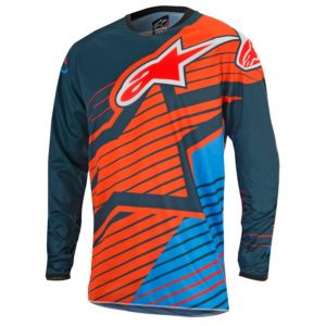Camiseta Alpinestars Racer Braap 2017 - 1
