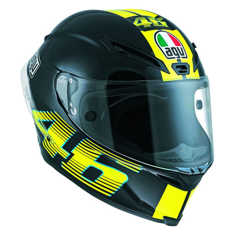 Casco Agv Corsa Rossi Vr46 En Motorbike Store