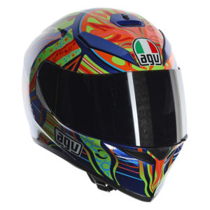 Casco AGV K-3 SV Five Continents - 1