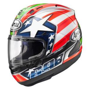 Casco Arai RX-7 V Nicky Hayden - 1