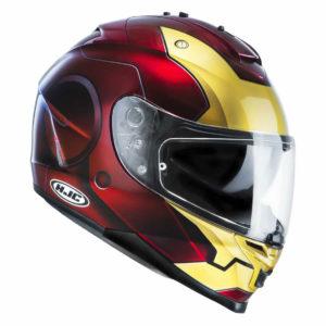 """Casco HJC IS-17 Ironman """"Marvel"""" - 1"""
