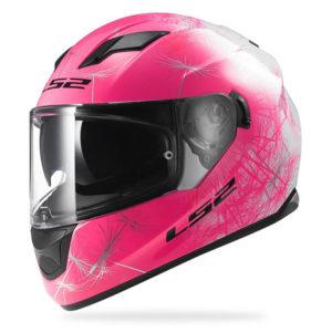 Casco LS2 Stream Wind Fluo Pink - 1
