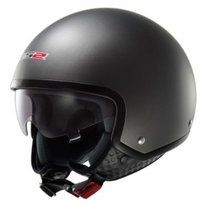 Casco LS2 Wave Solid - 1
