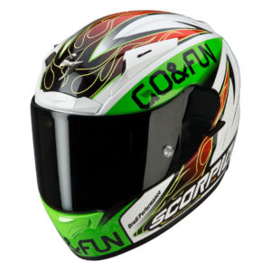 Casco Scorpion EXO 2000 AIR Bautista - 1