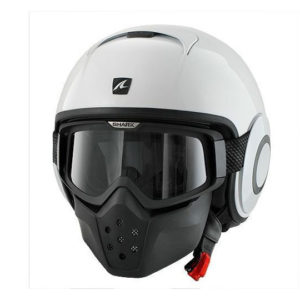 Casco Shark Drak Blank - 1