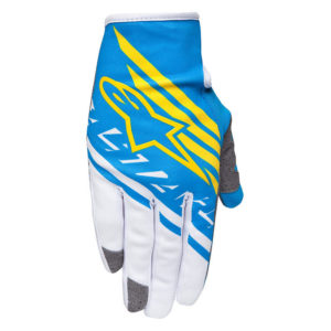 Guantes Alpinestars Youth Racer Supermatic - 1