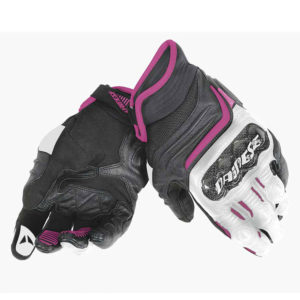 Guantes Dainese Carbon D1 Short Lady - 1