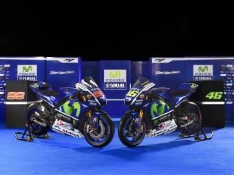 Presentación Yamaha Movistar MotoGP 2015 - Motorbike Magazine