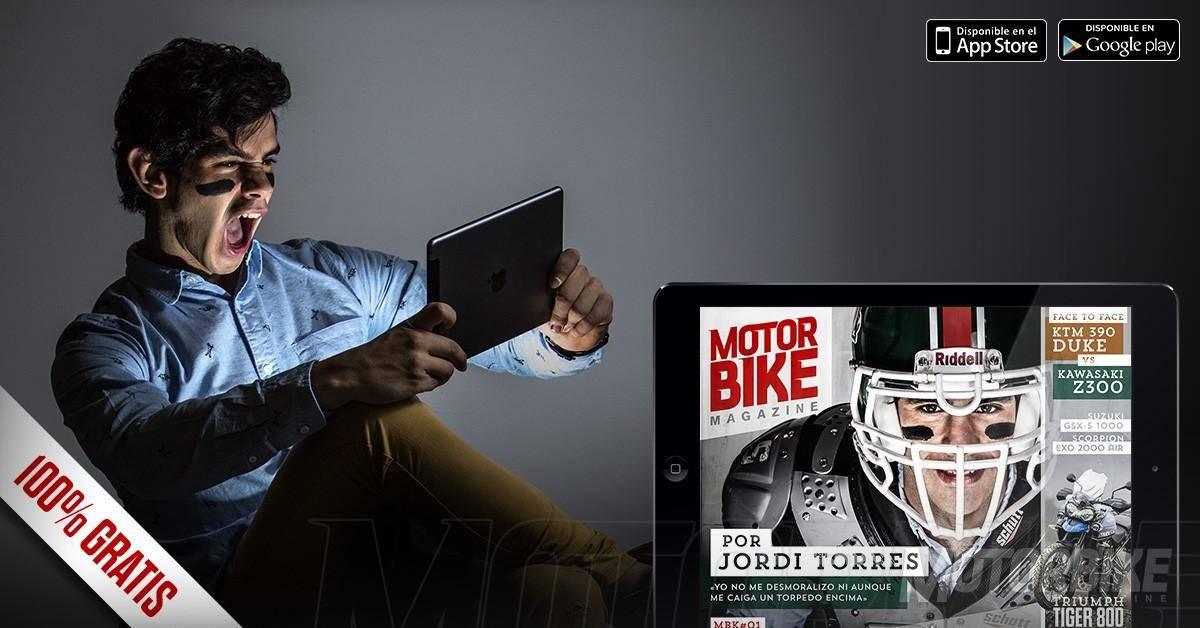 Motorbike Magazine #01