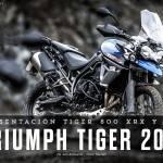 Triumph Tiger 800 - Motorbike Magazine #01