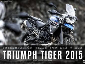 Triumph Tiger 800Motorbike Magazine #01
