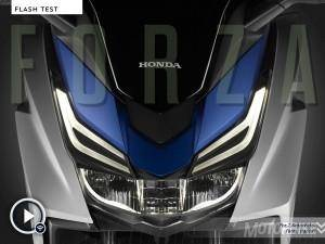 Honda Forza 125 - Motorbike Magazine