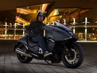 Honda NM4 Vultus - Motorbike Magazine
