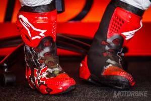 Marc Márquez - Motorbike Magazine / Fotos: David Clares