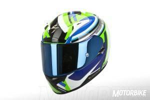 Scorpion EXO 200 AIR EVO - AVENGER - Motorbike Magazine