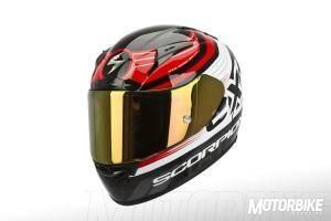 Scorpion EXO 200 AIR EVO - FORTIS - Motorbike Magazine