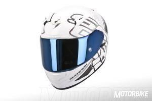 Scorpion EXO 200 AIR EVO - IPSUM - Motorbike Magazine