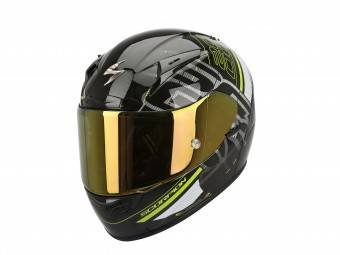 Scorpion EXO 200 AIR EVO - Noir - Motorbike Magazine