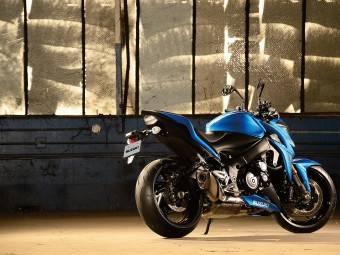 Suzuki GSX-S 1000 - Motorbike Magazine