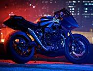 Kawasaki GPZ900R «Old Ghost» by Icon 1000